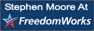 Stephen moore at freedomworks